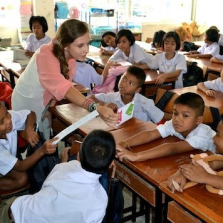 Enjoy the expertise of Teaching British Overseas