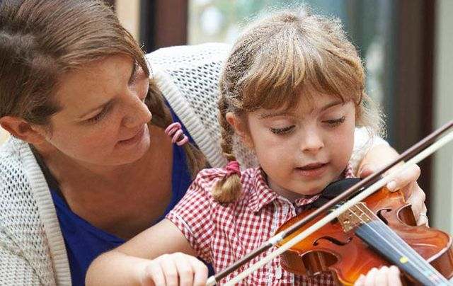 Children Who Learn How to Play an Instrument Excel in School