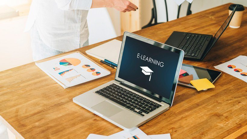 E-Learning Session Help to Polish Oneself As a Problem-Solver